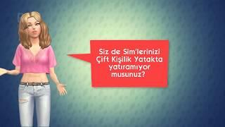 [Sık Sorulan Sorular] The Sims Mobil: Yatak ENGELLENMİŞ Hatası