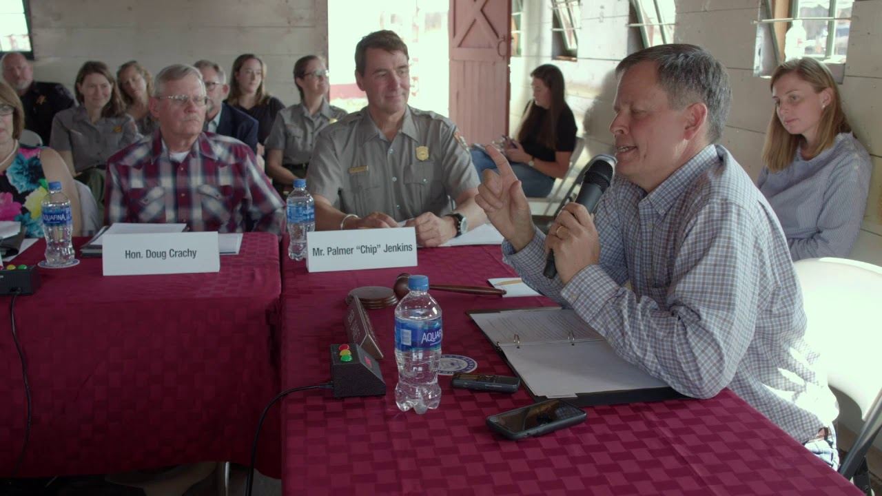 Download Field Hearing of the National Parks Subcommittee (Part 1 of 2)