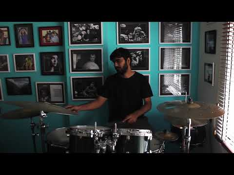 Dhaivat Jani - Humber College Audition (Drums/Percussion)
