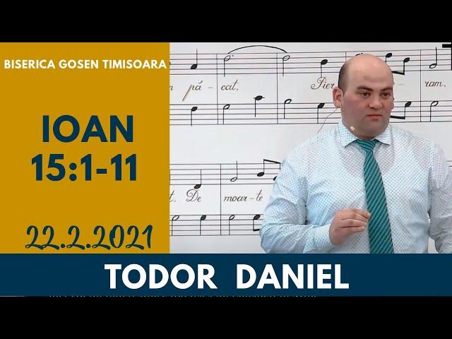 Gosen 22.2.2021 dum dimineata | Todor Daniel