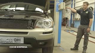 IRON CAR 2 - EPISODIO 2: Diagnóstico y cambio de filtros y aceites