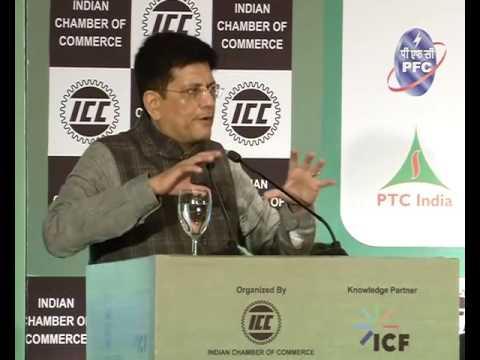 Speaking at 5th Green Energy Summit:2017, Delhi
