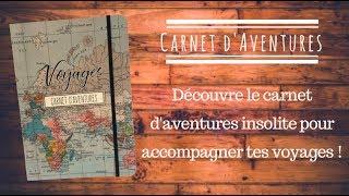 Carnet d'aventures