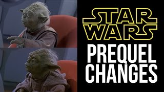 Star Wars PREQUEL Changes - Part 8 of 8