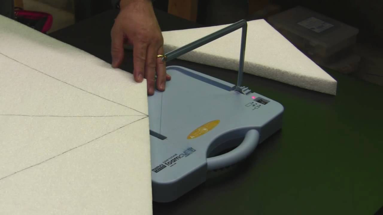 Tabletop Hotwire Foam Cutter Review
