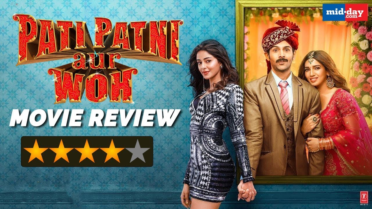 पति पत्नी और वो movie review