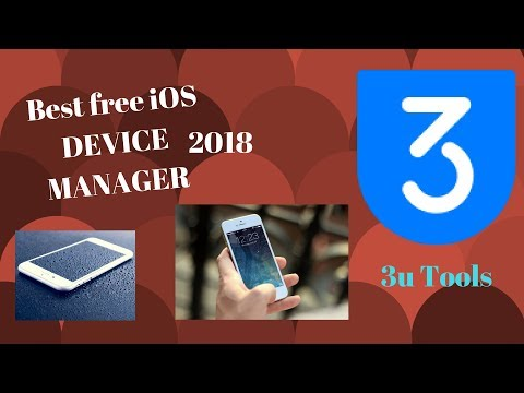 Best FREE IOS DEVICE MANAGER For WINDOWS 2018