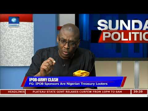 Nigeria Was Not Designed To Succeed By The Colonial Masters Pt.1  Politics Today 