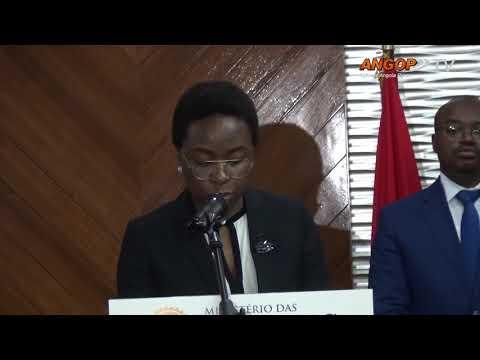 Ministra Aposta Na Melhoria Das Finanças Públicas