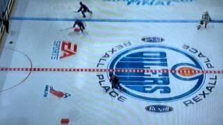 NHL 12 Xbox 360 Gameplay