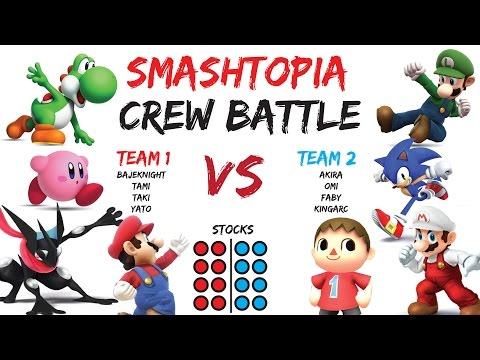 Highnoon Gaming Smashtopia Crew Battle