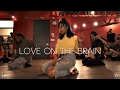 Rihanna - Love On The Brain - Choreography by Galen Hooks - Filmed by @TimMilgram video & mp3