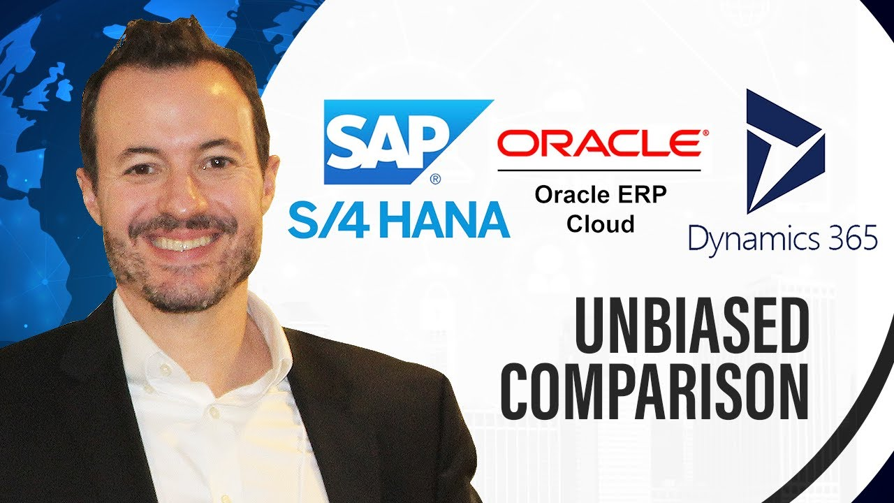 SAP vs  Oracle: An Overview of the ERP Software Leaders