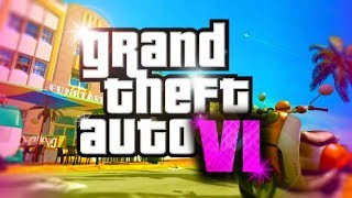 Grand Theft Auto 6 VICE CITY Hinted by Rockstar Games?!