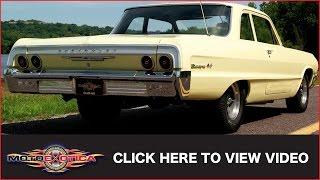 1964 Chevrolet Biscayne 2 Door Sedan (SOLD)