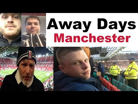 Away Days   Man Utd 4 Fulham 1   + Fulham PL2 Mp3