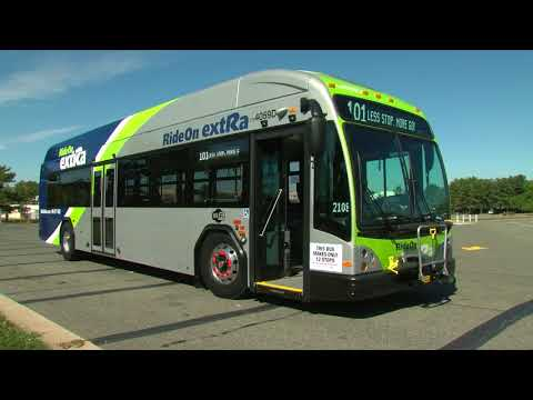 Ride On Launches New Bus Service