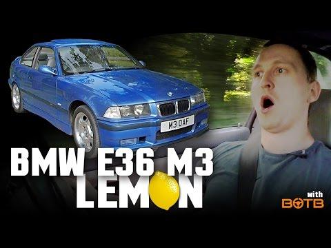 BMW E36 M3 Lemon: What I Really Think Of It