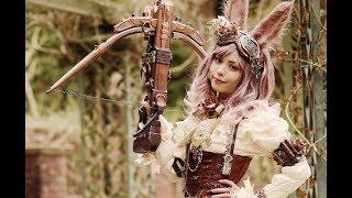 Steampunk Rabbit / スチパン兎は旅に出る