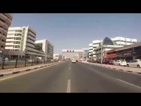 Al Maktoum Bridge Ferrari