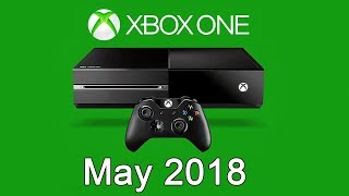 XBOX ONE Free Games - May 2018