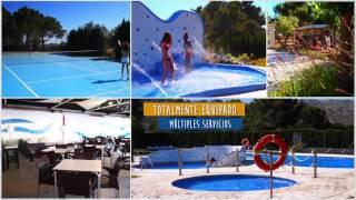 Camping La Masia - Camping Costa Dorada en Tarragona
