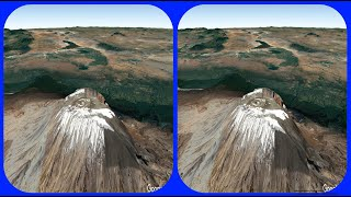 Kilimanjaro 3d Vr Video Stereogram Magic Eye Video Tour With Google Earth