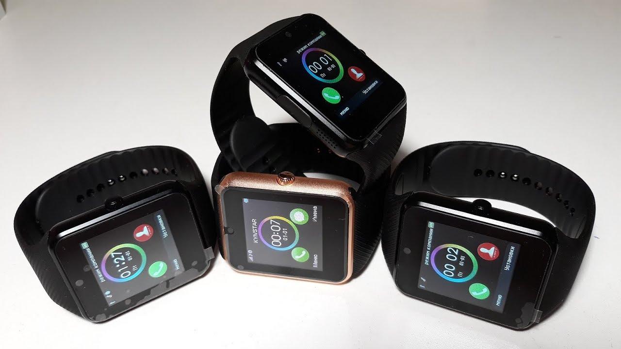 GT08: Что умеют китайские «смарт»-часы