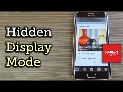 Access a Secret Display Menu on Your Samsung Galaxy Device for More Accurate Colors [How-To]