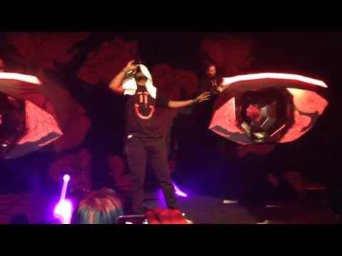 "Soprano "" Kalash & Roses "" A Angers Au Chabada 2014 Cosmotour"