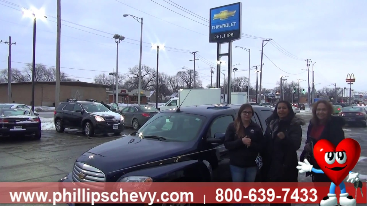 2009 Chevy Hhr Customer Review Phillips Chevrolet Used Car
