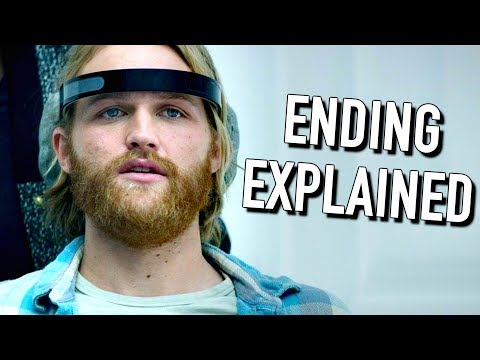 The Ending Of Playtest Explained | Black Mirror Season 3 Explained