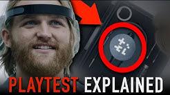 The Ending Of Playtest Explained | Black Mirror Season 3 Explained