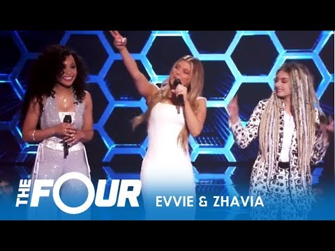 'The Four' Comeback: Zhavia & Evvie McKinney EPIC Performance! | S2E7 | The Four