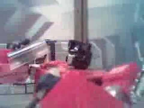 Optimus Prime's Karaoke Obsession