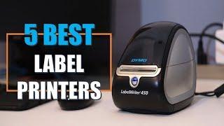 ☑️ Label Printer: 5 Best Label Printers In 2018   Dotmart