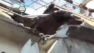 Syria #14 Zabadani Lay in Ruins as Assad Bombs Liberated City 5-Nov-13