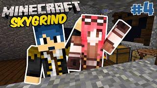 Minecraft ITA - Nuovo Rifugio Extra Lusso! - SkyGrind - Ep 4