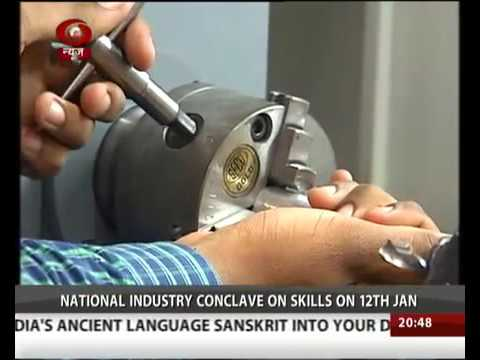 15910 governance 017 DD News National Industry Conclave on Skills on 12th Jan