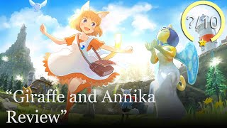 Giraffe and Annika Review [PS4, Switch, & PC] (Video Game Video Review)