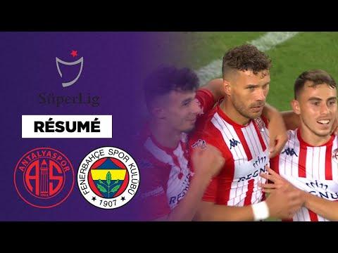 Résumé : Fenerbahçe prend les commandes de la SüperLig !