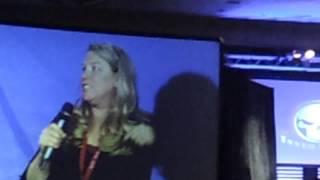 Internet Marketing - A Big Checque For Debbie Turner