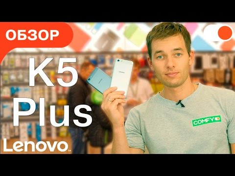 Lenovo K5 и K5 Plus - обзор недорогих, металлических и функциональных смартфонов