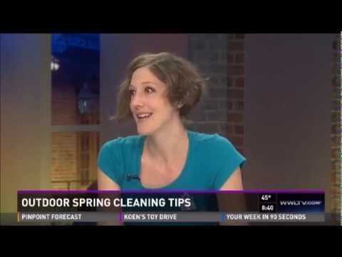 Spring Clean Outdoors, Channel 4 News Clip