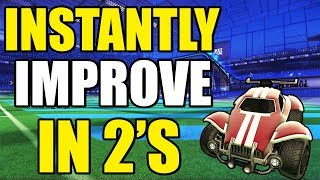2v2 Tips & Advice To Improve In Rocket League