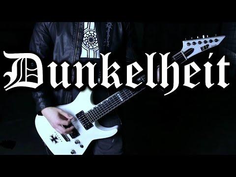 Burzum - Dunkelheit Cover