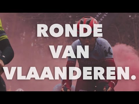 THE MUUR ON FIRE.   RONDE VAN VLAANDEREN. - EP.7