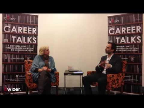 Career Talks #3 com Isabel Souza Guerra (Presidente APF)