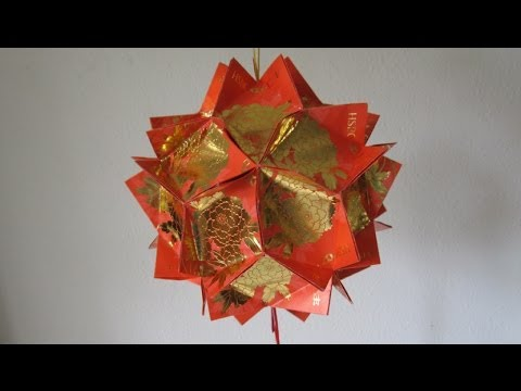 DIY Chinese New Year Lantern TUTORIAL 3