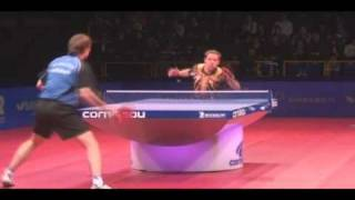 Tennis de Table Le Grand Prix de Levallois 2010 Les coulisses Partie 2